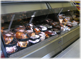Our Deli Department Has Fresh Pastries Cakes Brownies Cookies And Krispy Kreme Doughnuts We Prepare Hot Foods Daily Including Rotisserie